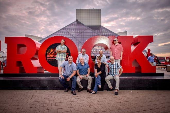 Roxxymoron will headline the Aug. 27 Falls Downtown Friday.