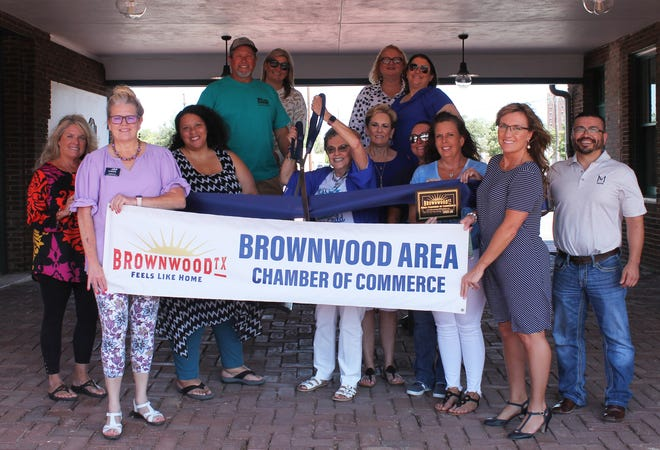 The Brownwood Area Chamber of Commerce recently held a ribbon cutting for the Child Welfare Board of Brown County.