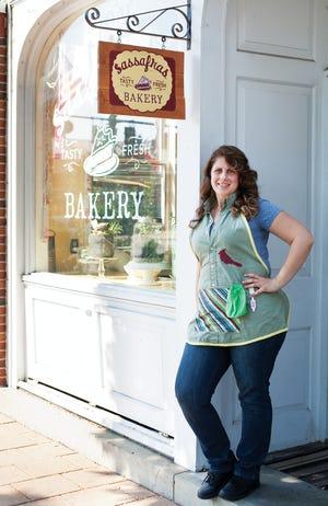 A.J. Perry has announced she's closing Sassafras Bakery.