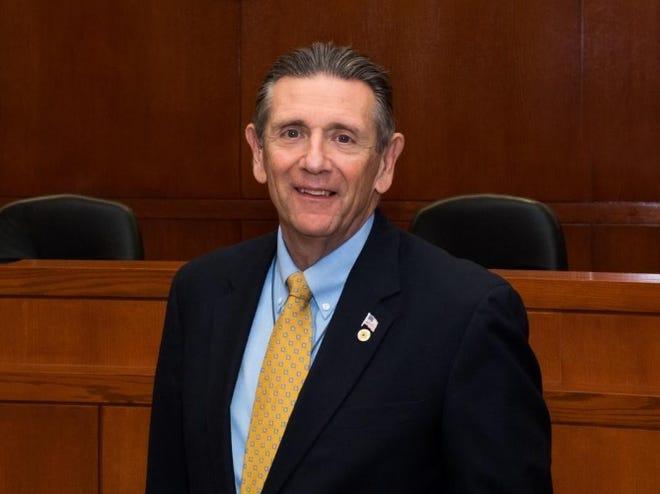 DeLand Mayor Bob Apgar