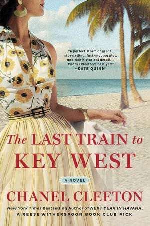 """""""The Last Train to Key West"""" by Chanel Cleeton"""