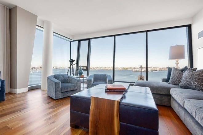 The top sale in Boston for the second quarter came at Pier 4 Seaport's luxury boutique building. Unit PHC sold on May 7 for $14,800,000.