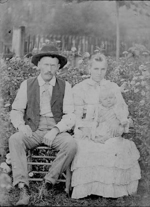 William and Ganie Turner Leftrick