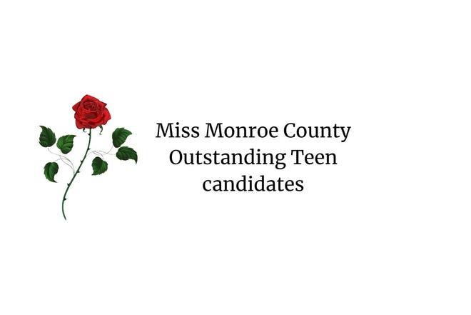 Miss Monroe County Outstanding Teen