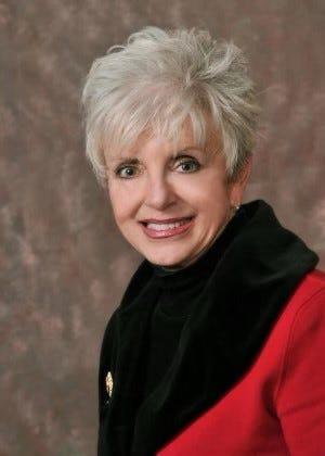 Retired Gen. Rita Aragon