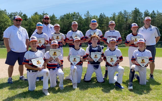 The group of 11U Riptide players earned a title in the final Sunset Showdown of the season over the weekend for a fourth straight year.
