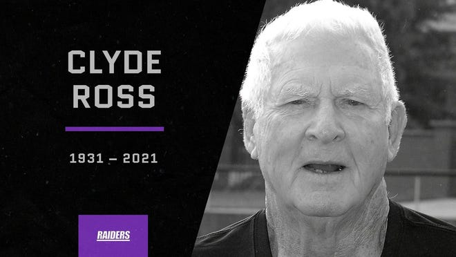 Former Mount Union assistant football coach Clyde Ross passed away on Monday.