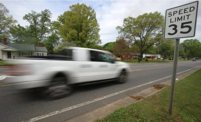 The Highway Patrol said speeding is the most common factor in recent fatal crashes in Cleveland County.