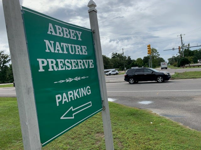 The Abbey Nature Preserve in Scotts Hill is near land that's up for sale, which has some wondering how it will affect the nature trail.
