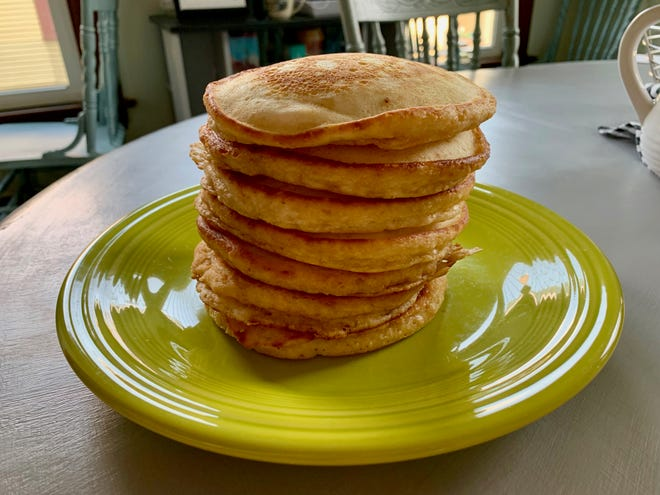 What's better than a tall stack of warm, fluffy pancakes for breakfast?