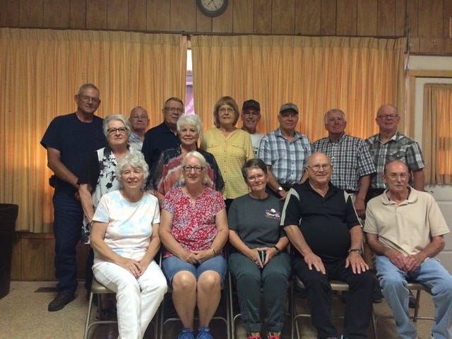 The Maxwell Class of 1966 held its 55th high school reunion on Aug. 7.