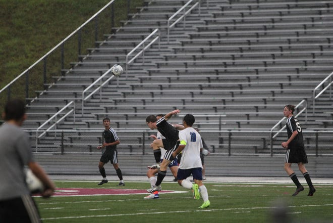 The Owen High boys soccer lost its season opener to Smoky Mountain on Aug. 16, 2021.
