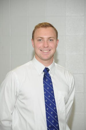 Dave Albert is the new St. Xavier swimming and diving coach