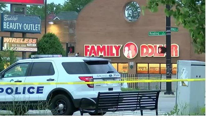 The Family Dollar in Avondale where 16-year-old Galevon Beauchamp was fatally shot June 24.