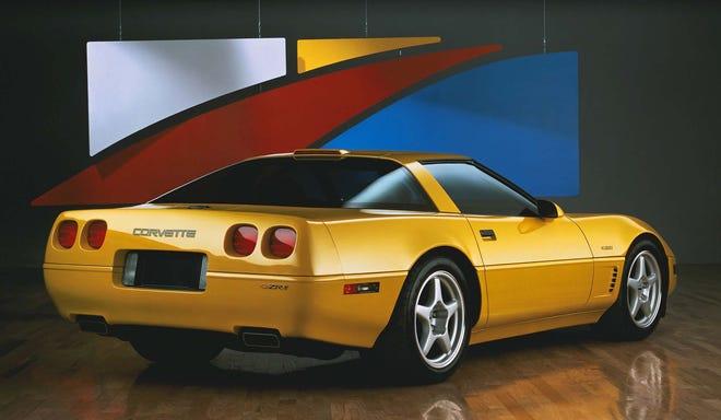1995 Chevy Camaro ZR-1
