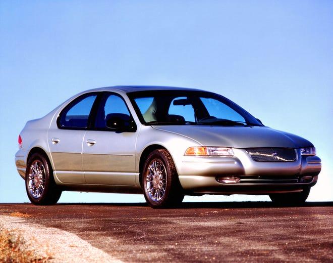1995 Chrysler Cirrus sedan