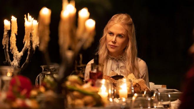 "Nicole Kidman in ""Nine Perfect Strangers."""