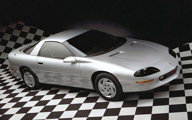1995 Chevy Camaro V-6