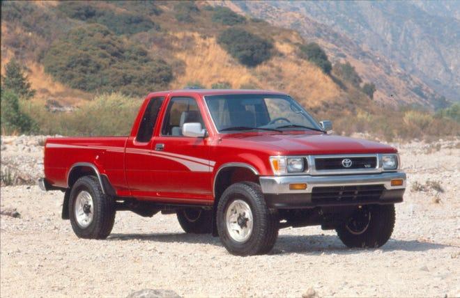 The 1995 Toyota Tacoma