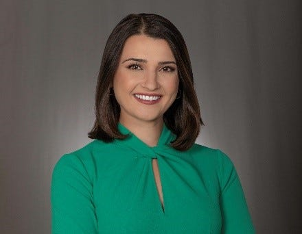 Melissa Zygowicz will anchor two hours of weekend morning news on WDJT-TV (Channel 58).