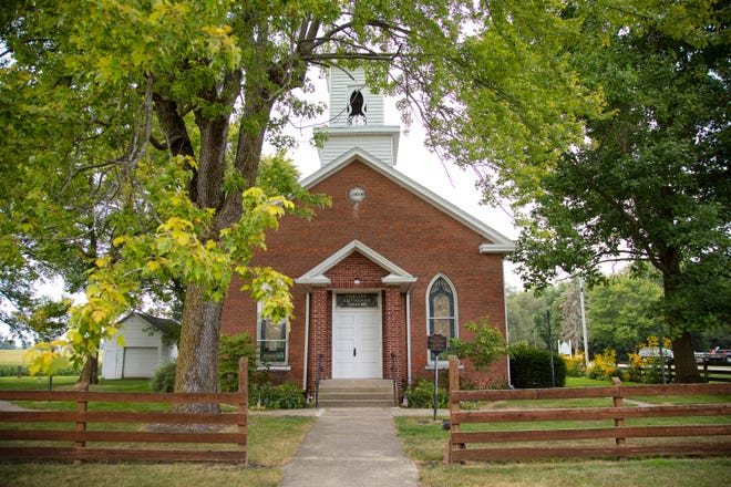 Crossroads Lutheran Church as it is today