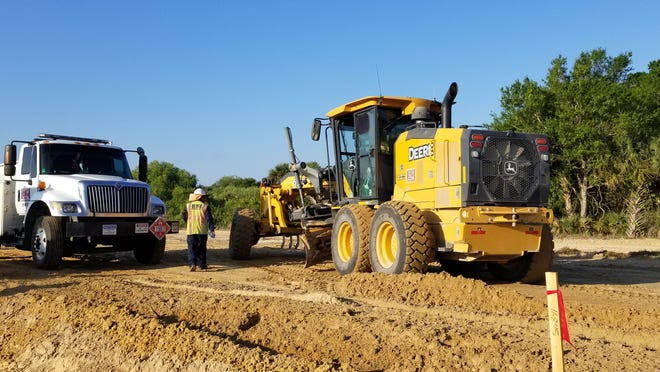 EHC crews on the job sites.