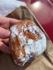 Plainfield Donut Shop is famous for its jelly donuts.