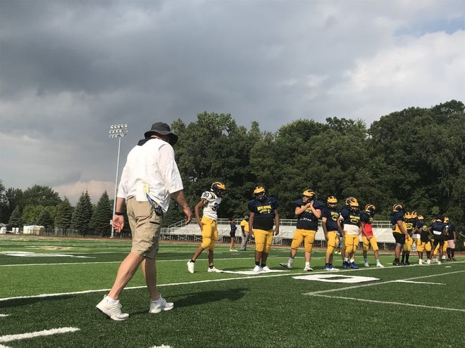 Michael Ryan has 32 years of coaching experience, including head coaching stops at Howell and Swartz Creek.