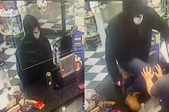 Armed robbery at a Rutter's Convenience store in Fawn Grove.