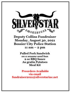Fundraiser for Deputy Billy Collins