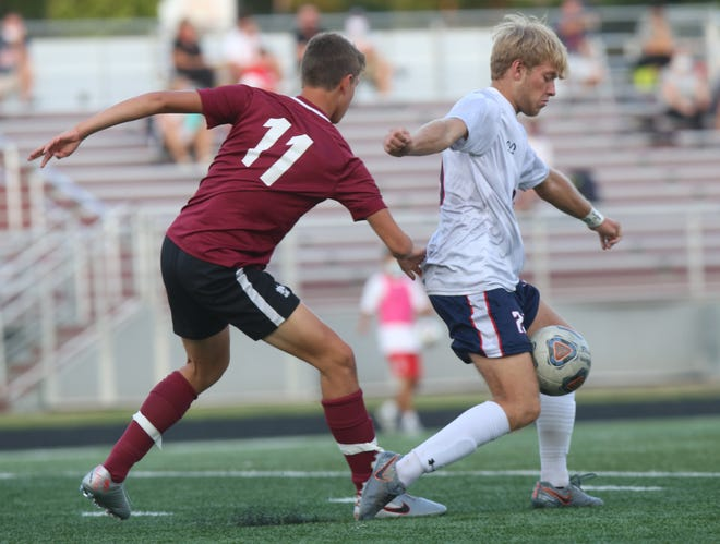 Senior midfielder David Haack is among the key returnees for Grove City and first-year coach Tyler Gleason, who graduated from the school in 2007 and played goalie for the Greyhounds.