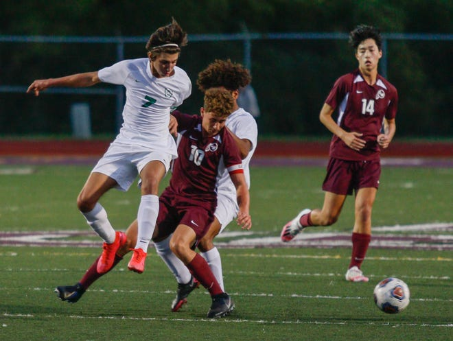 Senior midfielder Jayden Lunsford returns after leading Scioto in scoring last season with 16 goalss. He shared OCC-Capital Player of the Year honors and was first-team all-district and second-team all-state.