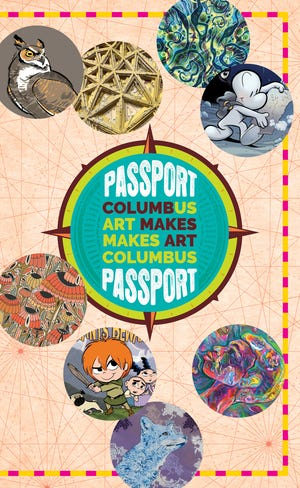 To further illuminate the events circulating in the city's arts and entertainment space, the Greater Columbus Arts Council has created an arts passport program set to run in September and October.