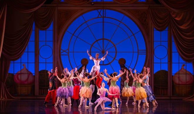 "BalletMet will perform ""The Nutcracker"" starting Dec. 10 and continuing through Dec. 26."