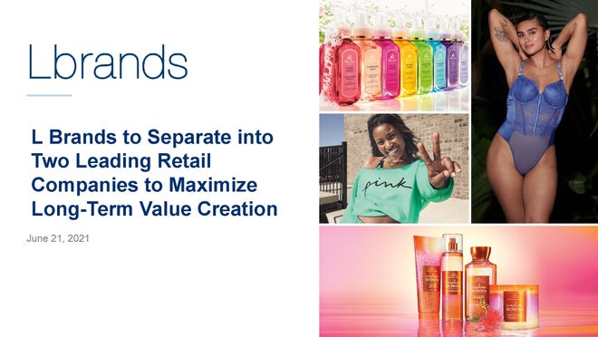 Victoria's Secret and Bath & Body Works have issued their first report as separate public companies.