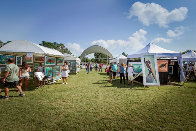 The 26th annual Festival of the Arts is set for Oct. 30-31 at the Mattie Kelly Cultural Arts Village in Destin.
