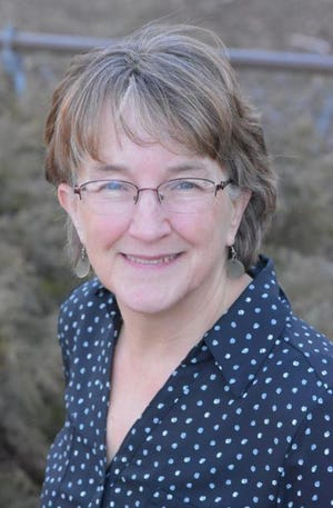"""Author Robin Clifford Wood will discuss her latest book, """"The Field House: A Writer's Life Lost and Found on an Island in Maine"""" on Sept. 22 in the Community Room of the York Public Library."""
