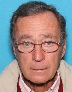 Ronald Gene Sarajian was last seen in Pocono Township Tuesday evening.