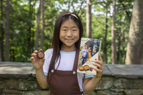 New Adventurefuls Girl Scout Cookie Joins lineup for 2022 season.