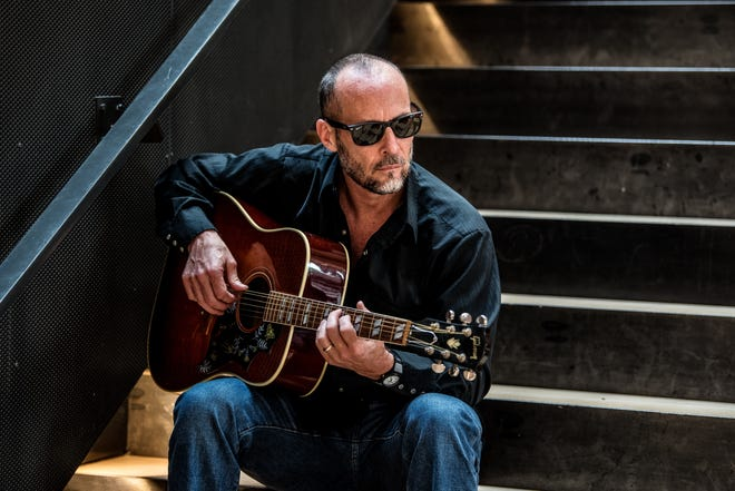 Paul Thorn performs Saturday, Aug. 28, 2021, at Ignition Music Garage.