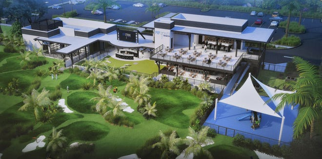 Construction has started on the new PopStroke golf entertainment facility at University Town Center in Sarasota.  The facility features two 18-hole putting courses, and a full-service restaurant and bar. Tiger Woods is an ownership partner in the business which has already opened locations in Ft. Myers and Port St. Lucie.
