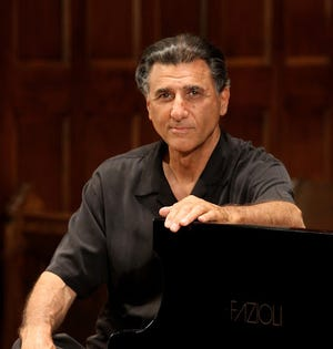 """Ron Di Salvio, pianist, composer, educator, will take the audience on a """"Short Journey Through Western Music,"""" including the renaissance, baroque, classical, romantic, impressionist, modern and ending with his own most recent compositions."""