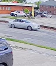 Police are searching for a gray or silver four-door sedan they believe may be connected to the Aug. 5 shooting death of Van Cooper, 33.
