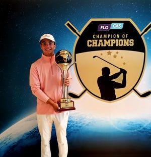 Wellington native, Deitrek Gill, wins Champion of Champions in Wicklow, Ireland