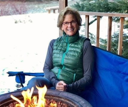 Lisa Raleigh will serve as RiverLink's new executive director. RiverLink is an Asheville-based nonprofit that seeks to revitalize the French Broad River watershed.