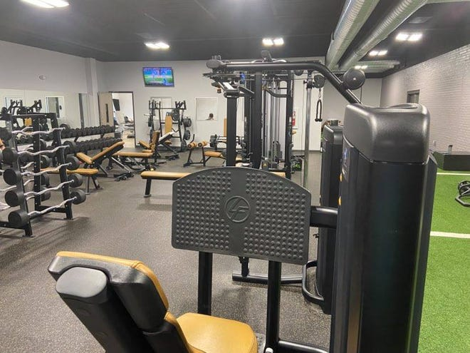 The Dynamix Physical Therapy location in Milan is one of four that has a full health club with a public membership option.