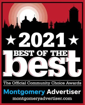 The Montgomery Advertiser's Best of the Best ceremony has been canceled for 2021 due to virus concerns.