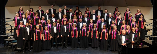 The California Desert Chorale comprises both professional and amateur singers who bring a wide diversity of choral and solo knowledge and experience to the ensemble.