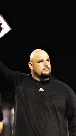 Doug Provenzano said he has stepped down as Mingus' football coach. Photo courtesy of Doug Provenzano