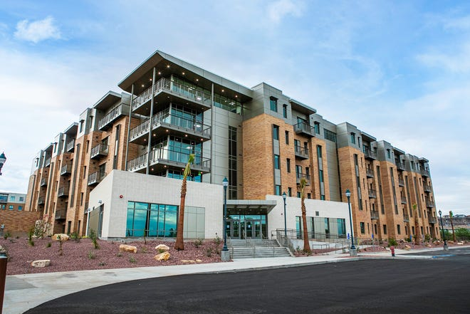 DSU has finished Campus View Suites II. The total number of on-campus beds is now just shy of 1,200.